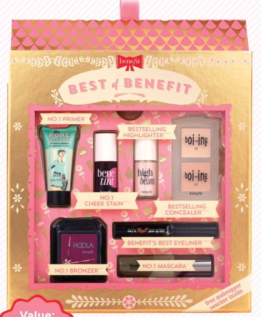 Best of Benefit Gift Set Boots 2014 | ReallyRee Fashion/Beauty ...