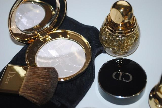 Dior Golden Shock Holiday 2014 Makeup Collection
