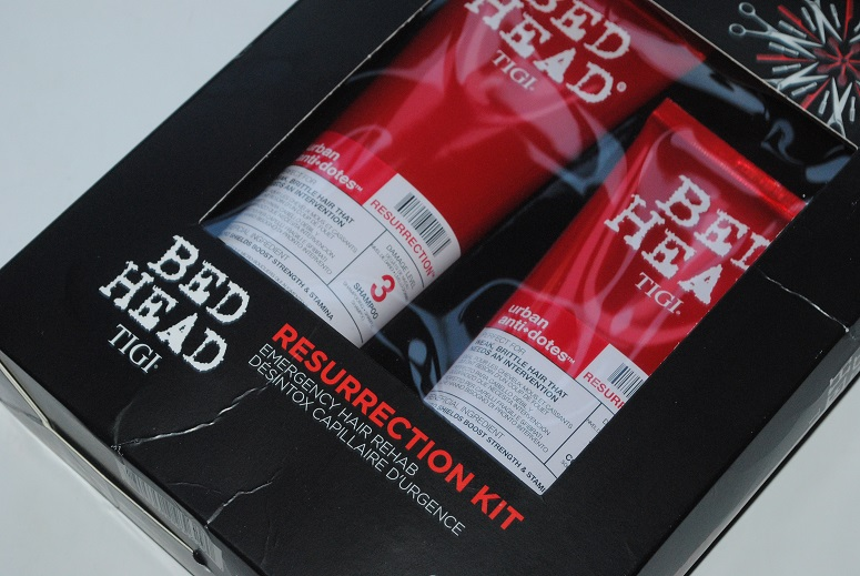 Tigi Bed Head Resurrection Kit Review