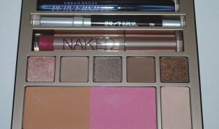 Urban Decay Naked on the Run Swatches