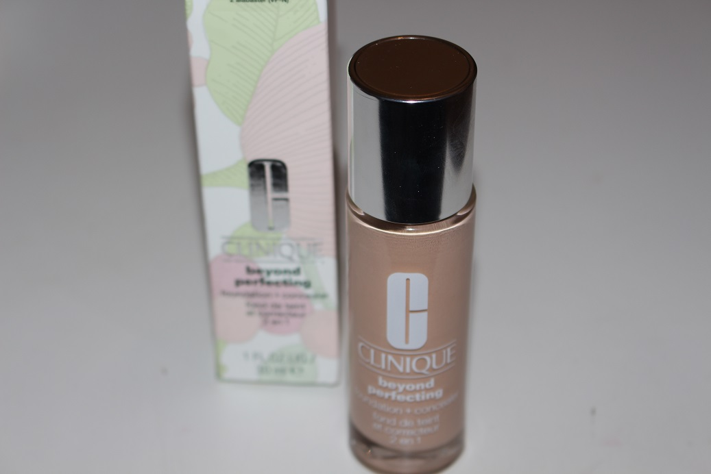 Clinique beyond perfecting concealer sample