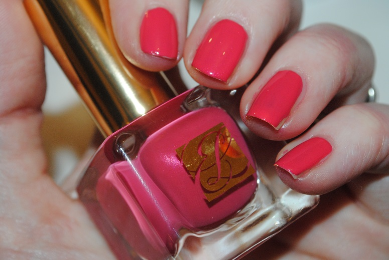estee lauder spring 2015 nails review swatches really ree