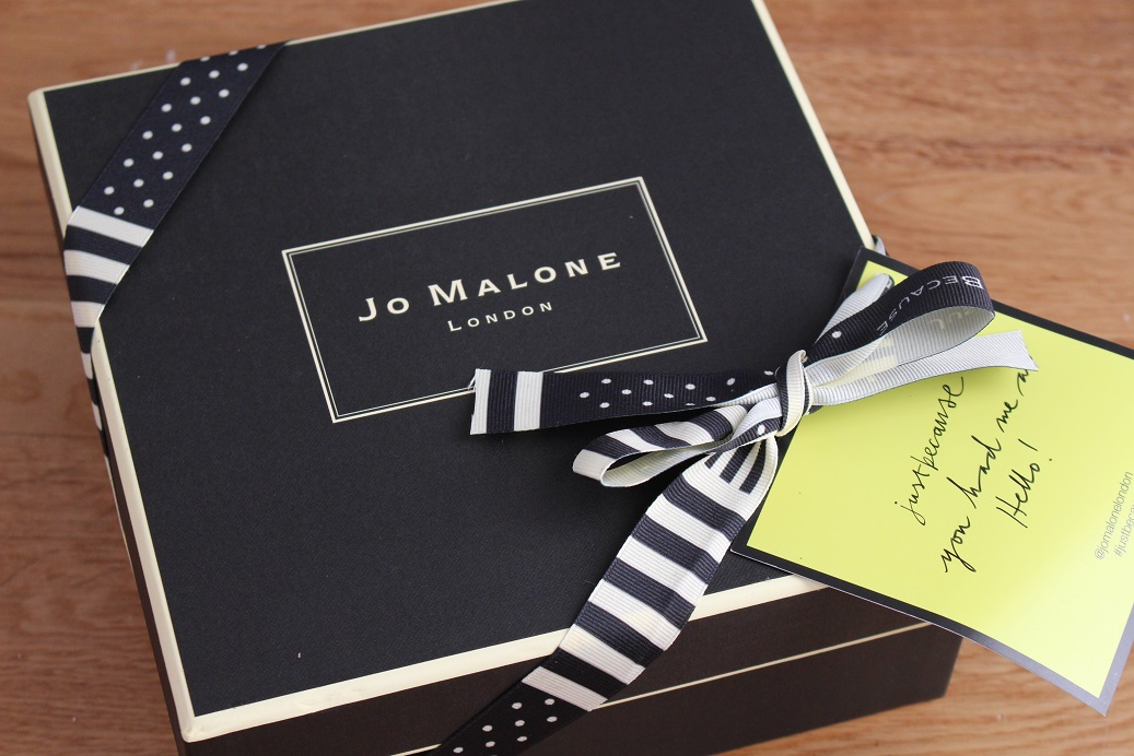 jo malone just because just because really ree. Black Bedroom Furniture Sets. Home Design Ideas