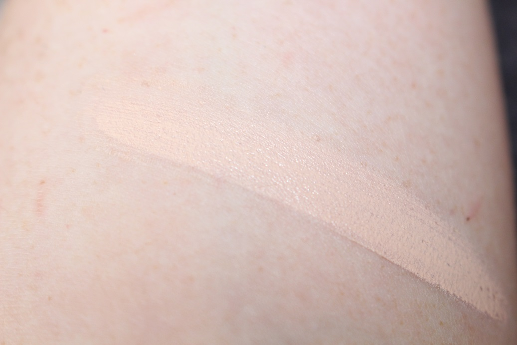 L'Oreal Infallible Pro Matte Foundation Swatch – Classic Ivory 101