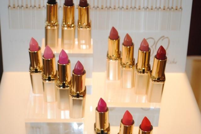 L'Oreal Color Riche Lipstick 2015 Shades Swatches