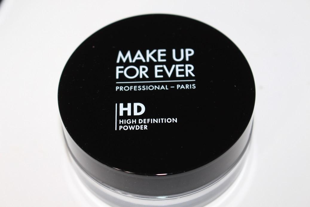 Makeup forever hd powder