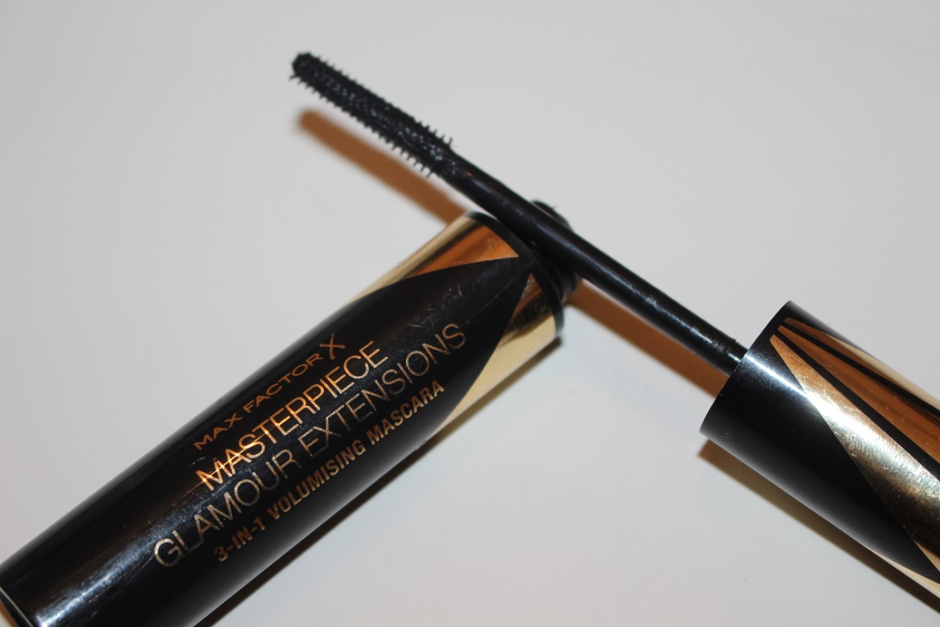 max factor masterpiece glamour extensions mascara review really ree. Black Bedroom Furniture Sets. Home Design Ideas
