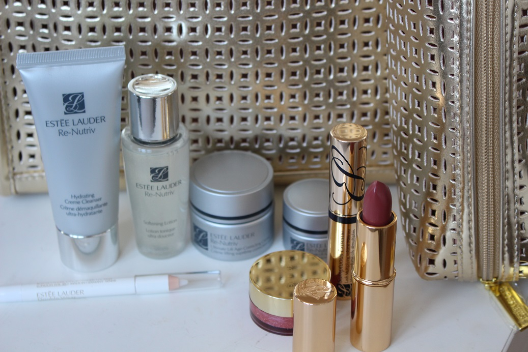 Estee Lauder Harrods Gift with Purchase - Really Ree