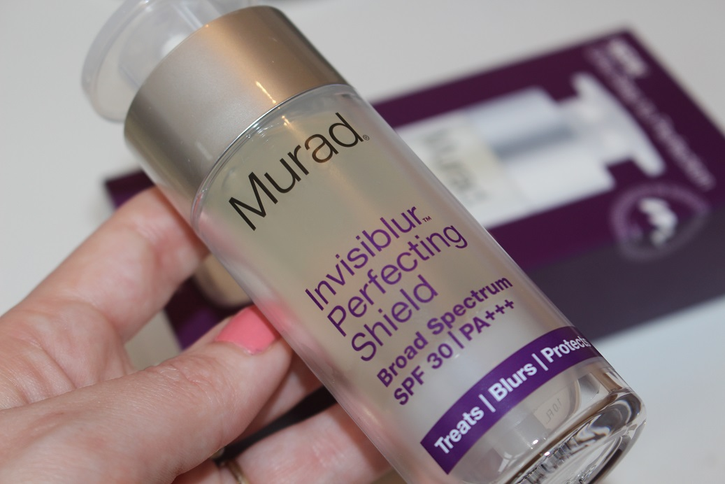 murad invisiblur how to use