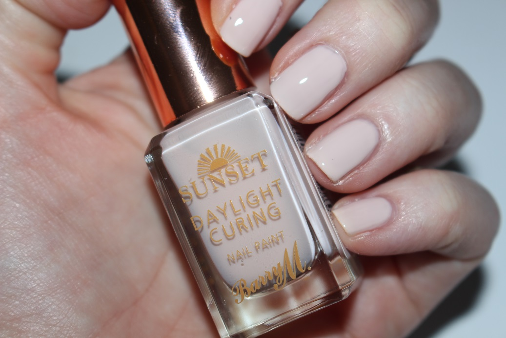 Barry m Sunset Nail Paint
