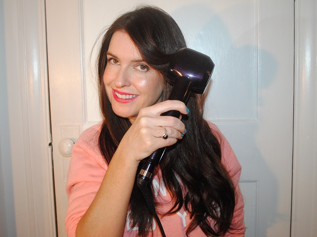 How to use the babyliss curl secret