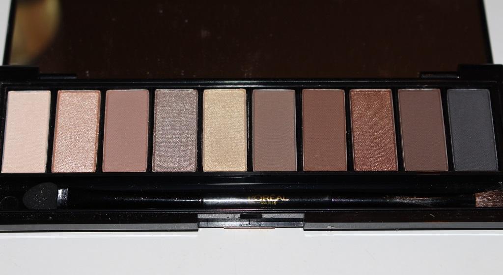 LOreal Color Riche La Palette Nude Beige Review