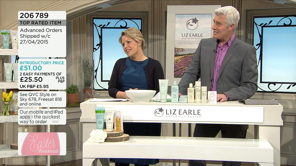 My Liz Earle QVC Show - Really Ree