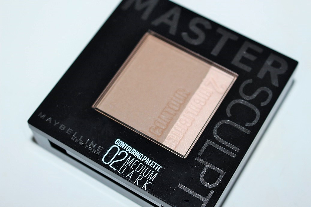 Maybelline Master Sculpt Contouring Palette Review