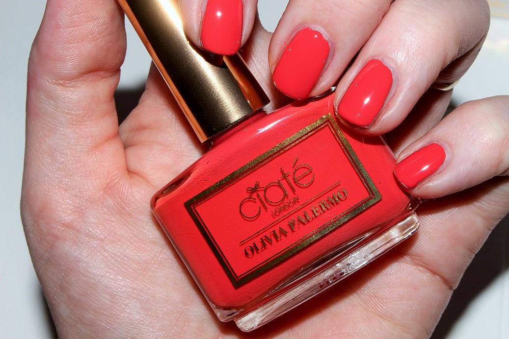Olivia Palermo Ciate Nantucket Nail Polish Review Amp Swatch Really Ree