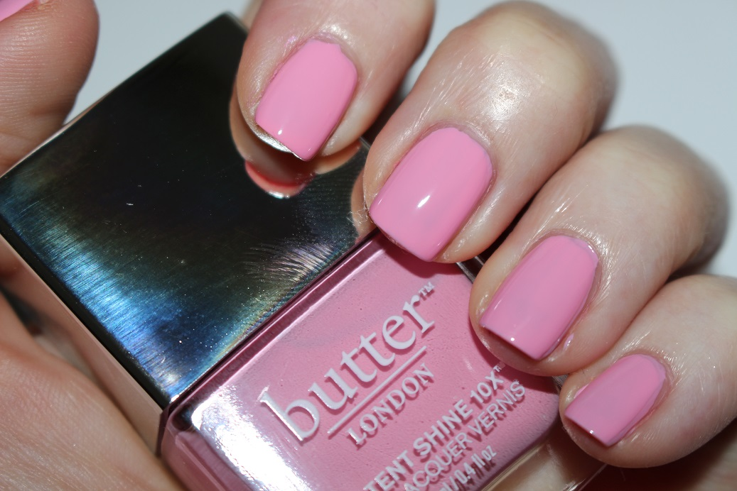Butter London Patent Shine 10x Review Amp Swatches Really Ree