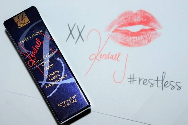 kendall-jenner's-shade-pure-color-envy-matte-sculpting-lipstick-review
