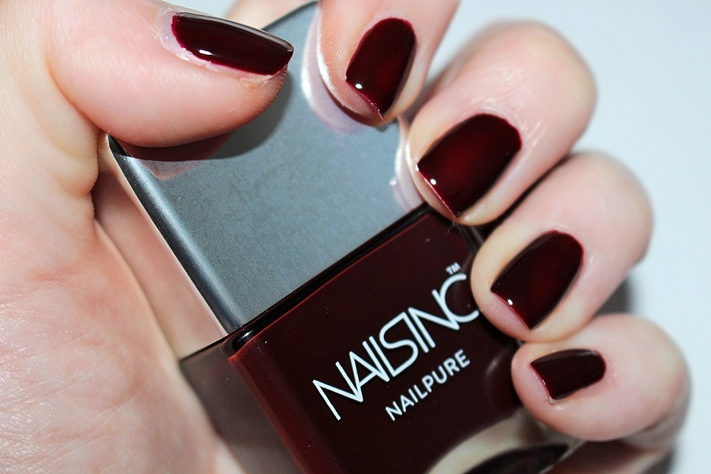 Nails Inc Nailpure Review Amp Swatches Really Ree