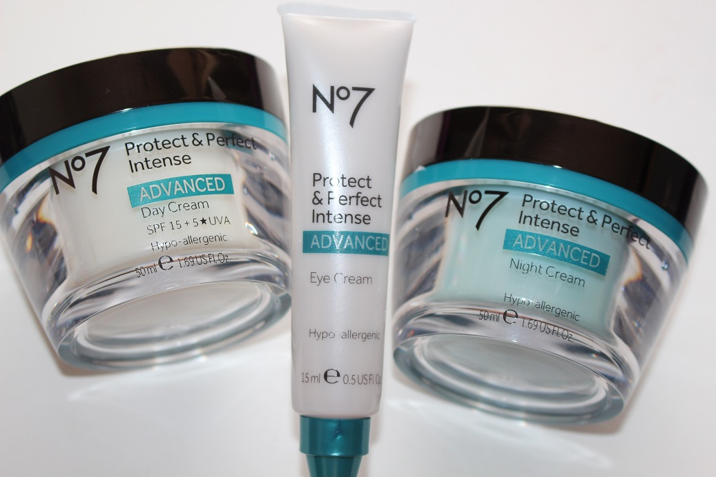 Boots no 7 protect and perfect intense night cream reviews