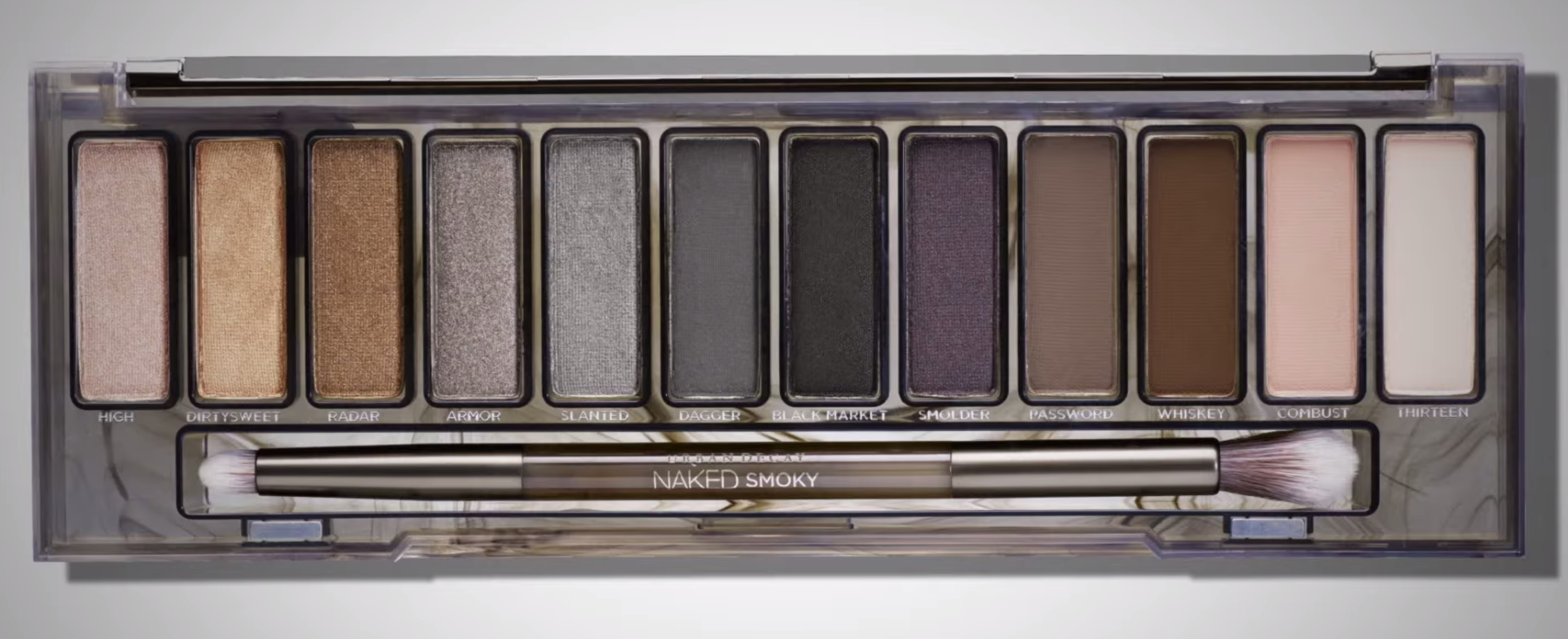 Urban Decay Naked Smoky Palette Review - Coffee & Makeup