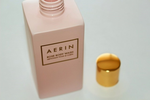 aerin rose body wash