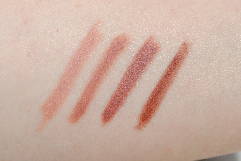 Clarins Nude Lipliner Pencil Review & Swatches - Really Ree
