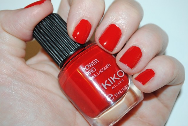 kiko-power-pro-nail-lacquer-swatch-13-red