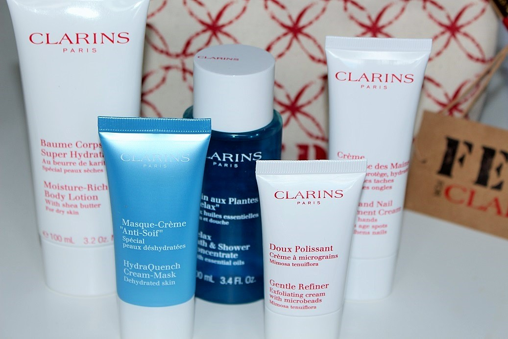 Clarins Feed 10 2015 Gift With Purpose Really Ree