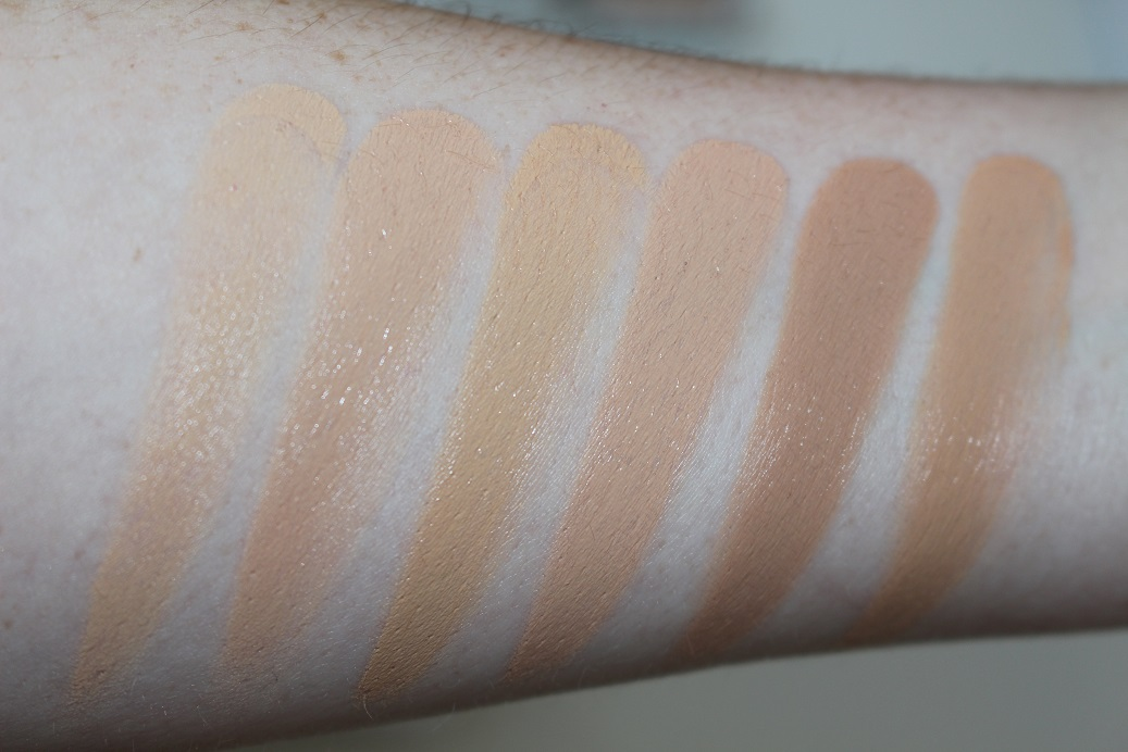 L Oreal True Match Genius Foundation Review Swatches Really Ree