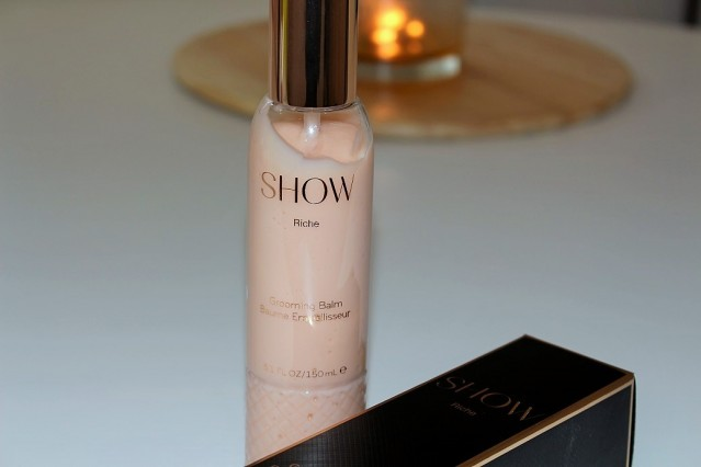 show-beauty-riche-grooming-balm-review