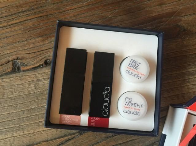 claudia-winkleman-makeup-lip-kit
