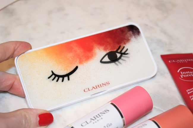 Clarins Spring 2019 Ready in a Flash Eye Palette