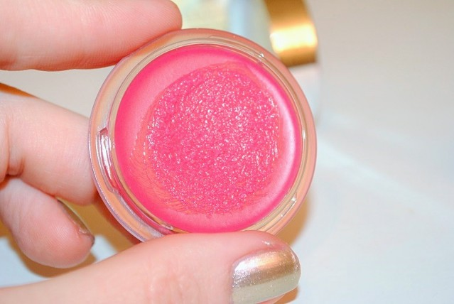 clinique-sweet-pot-pink-framboise-review-scrub