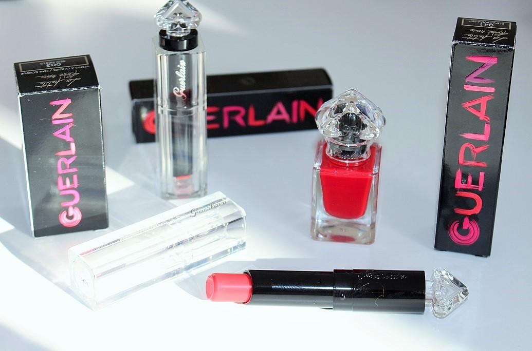 Guerlain la petite robe noire lipstick ingredients