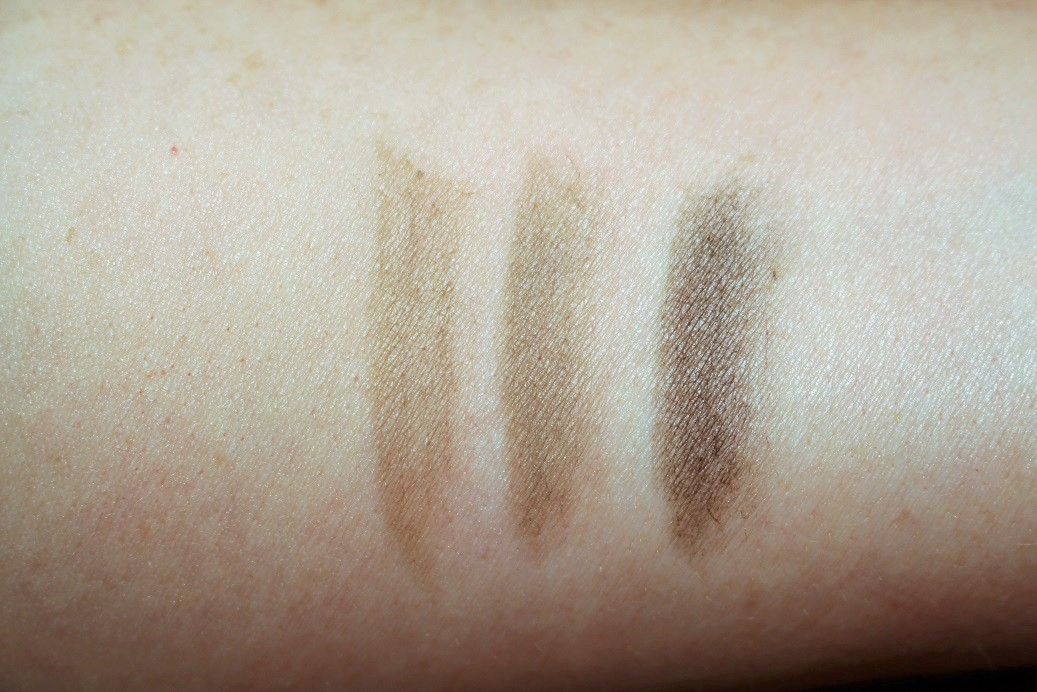 Mac Big Brow Pencil Review Swatches Really Ree