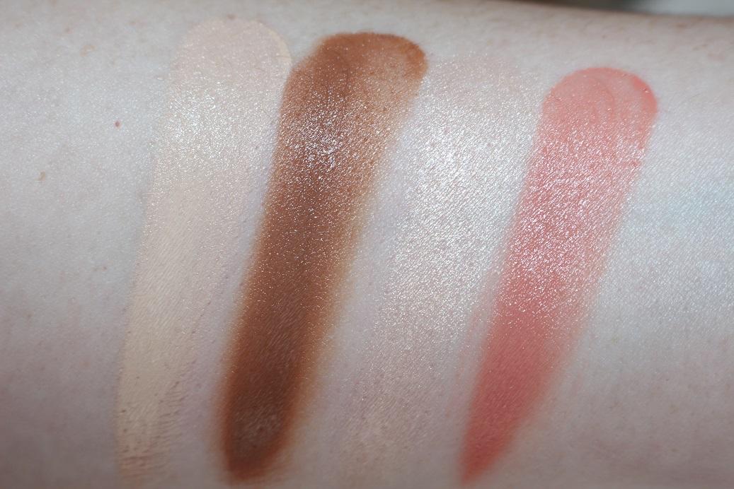 Makeup Forever Pro Sculpting Palette Review makeup-forever-pro-sculpting- palette-swatches-30