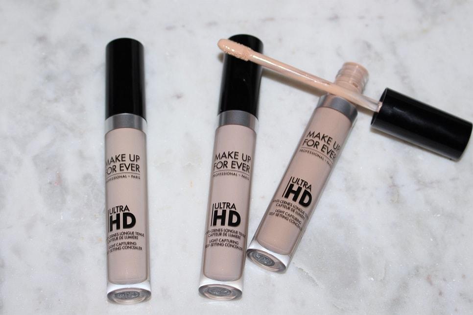 Makeup forever ultra hd concealer shade finder