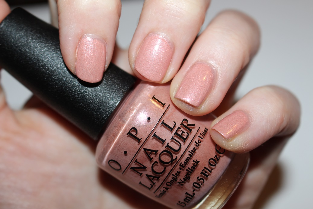 OPI New Orleans SS16 Collection Review & Swatches - Really Ree
