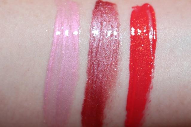 revlon-ultra-hd-lip-lacquer-swatches-pink-diamond-rose-quartz-strawberry-topaz-uk