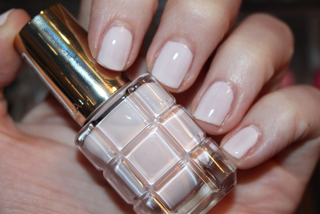 loreal paris color riche lhuile nail varnish swatches really ree - Vernis L Oral Color Riche