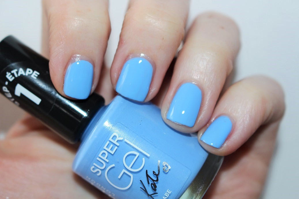 Rimmel Super Gel Nail Polish Review Amp Swatches Really Ree
