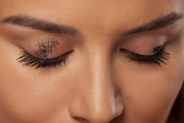 Desk drawer beauty essentials eye makeup remover