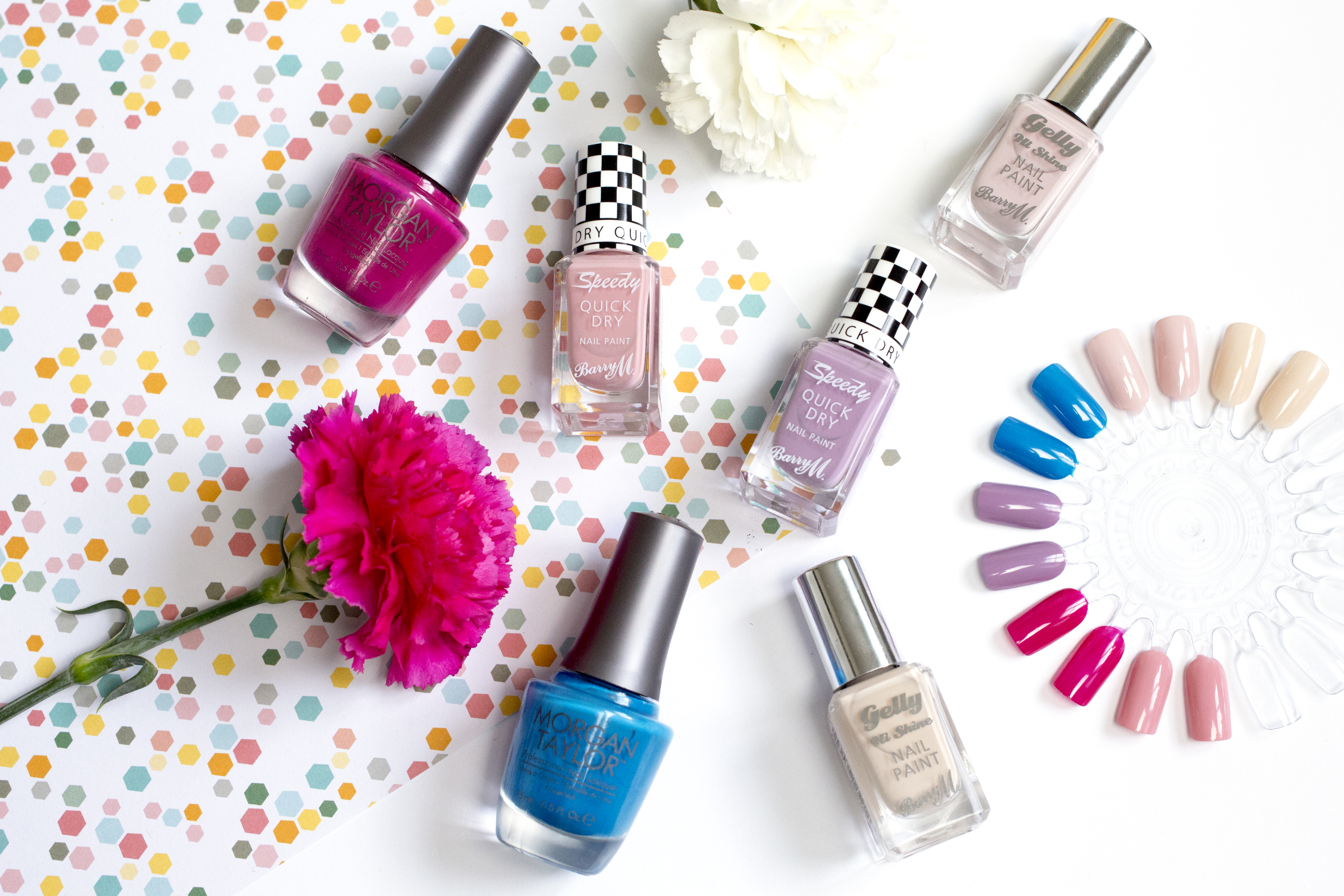 Spring Nail Trends 2016 - Really Ree