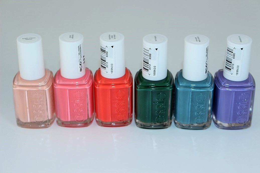 Essie Spring 2016 Review & Swatches - ReallyRee