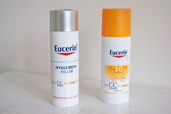 Eucerin Hyaluron-Filler CC Cream Review