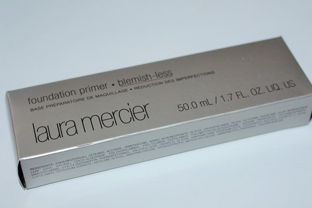 laura mercier foundation primer blemish less