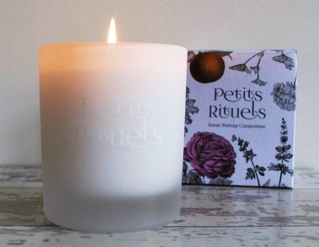 Petits Rituels Provence Candle