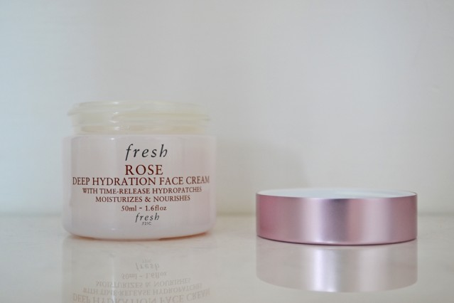 Rose Deep Hydration Cream review