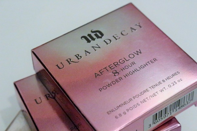 urban decay afterglow 8 hour highlighter