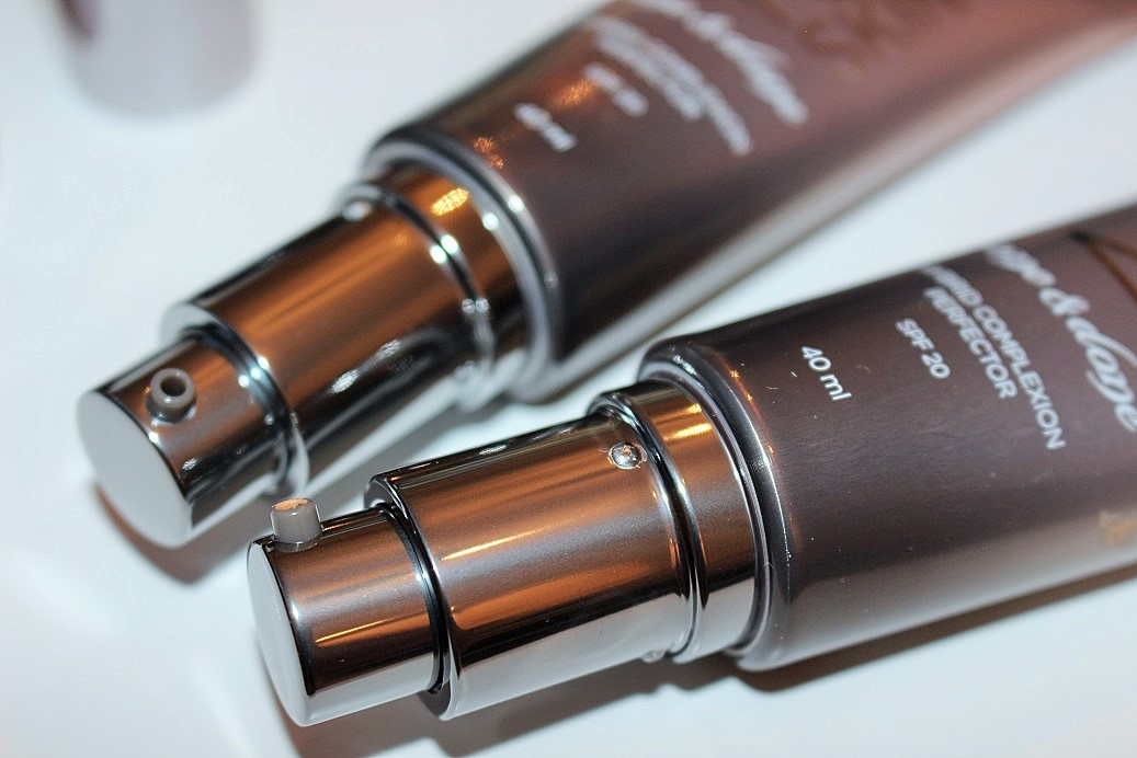 Urban Decay Naked Skin One & Done in Light: Swatches and